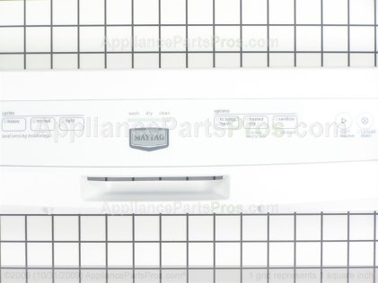 Whirlpool Panel-Cntl W10254847 from AppliancePartsPros.com