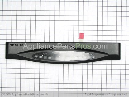 Whirlpool Panel-Con 6-917710 from AppliancePartsPros.com