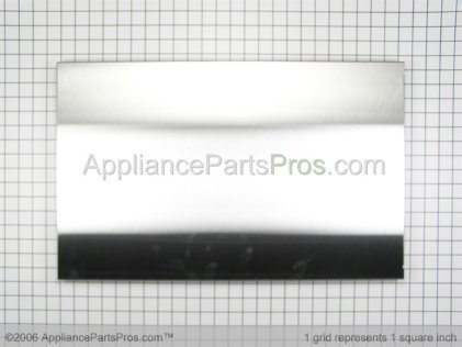 Whirlpool Panel, Container Front (stainless) 9871770 from AppliancePartsPros.com