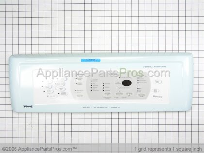 Whirlpool Panel-Control 3979053 from AppliancePartsPros.com