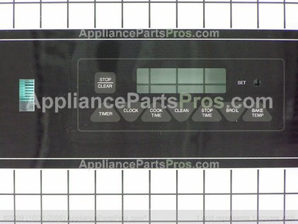 Whirlpool Panel, Control 7721P035-60 from AppliancePartsPros.com