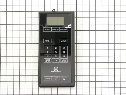 Whirlpool Panel, Control (black) 8185219 from AppliancePartsPros.com
