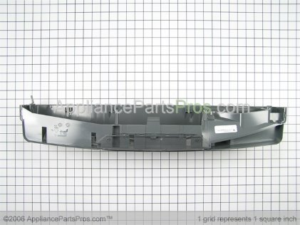 Whirlpool Panel, Control (pewter) 8182090 from AppliancePartsPros.com