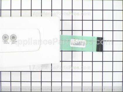 Whirlpool Panel-Control W10254849 from AppliancePartsPros.com