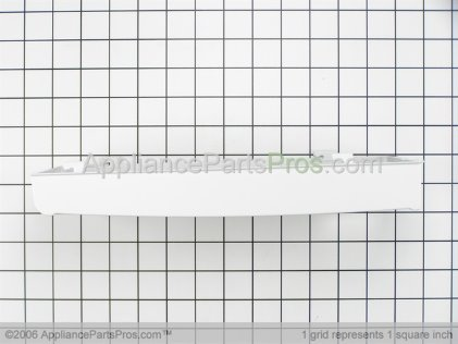Whirlpool Panel, Control (white) 8183710 from AppliancePartsPros.com