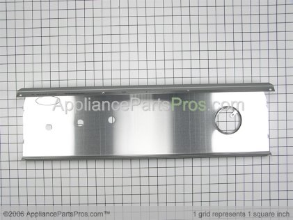Whirlpool Panel, Control (white) 8545977 from AppliancePartsPros.com