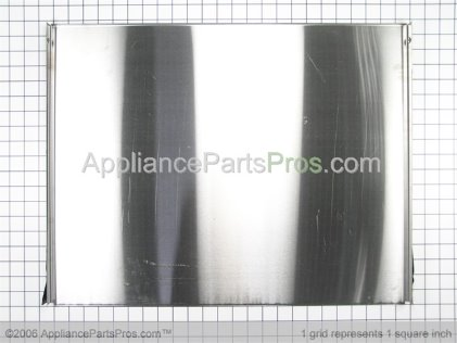 Whirlpool Panel, Decorator 99002169 from AppliancePartsPros.com
