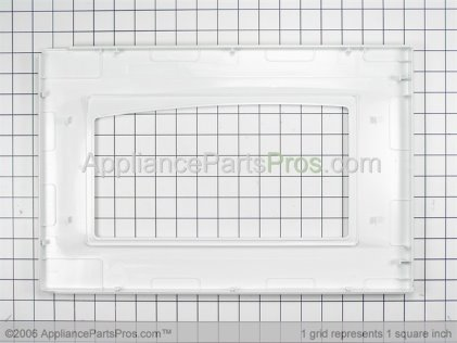 Whirlpool Panel, Door (white (stainless Not Available)) 4359843 from AppliancePartsPros.com