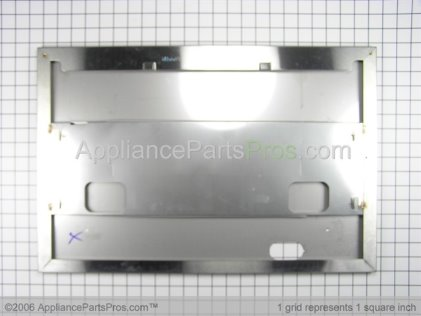 Whirlpool Panel, Drawer Upper (stainless Steel) 8546351 from AppliancePartsPros.com