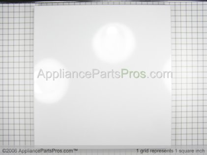 Whirlpool Panel Front W10073180 from AppliancePartsPros.com