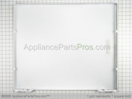 Whirlpool Panel, Front Washer(w 40035401WP from AppliancePartsPros.com