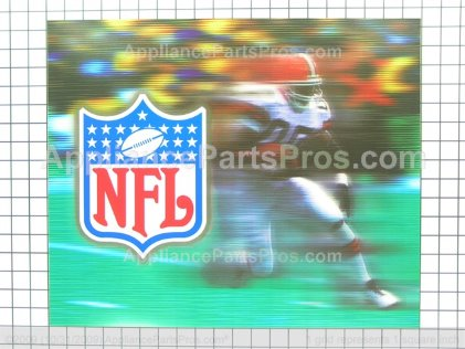 Whirlpool Panel, Generic Nfl Di 11001192 from AppliancePartsPros.com