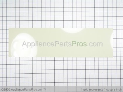 Whirlpool Panel Insert Kits (optional Kits) (almond/white) 4162836 from AppliancePartsPros.com