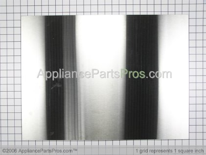 Whirlpool Panel Insert Kits (stainless Stl (optional)) 4171198 from AppliancePartsPros.com