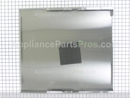 Whirlpool Door Panel W10301577 from AppliancePartsPros.com