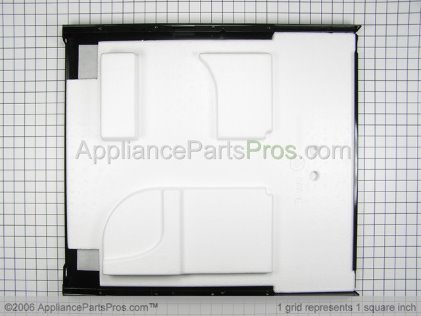 Whirlpool Panel W10349345 from AppliancePartsPros.com