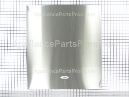 Whirlpool Panel W10349354 from AppliancePartsPros.com
