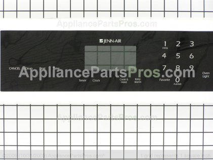 Whirlpool Panl-Cntrl 5765M452-60 from AppliancePartsPros.com