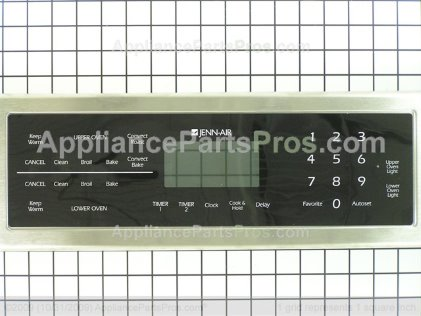 Whirlpool Panl-Cntrl 5765M493-60 from AppliancePartsPros.com