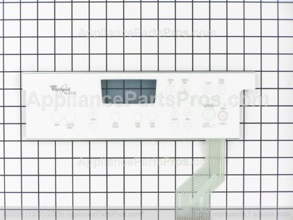 Whirlpool Panl-Cntrl W10122291 from AppliancePartsPros.com
