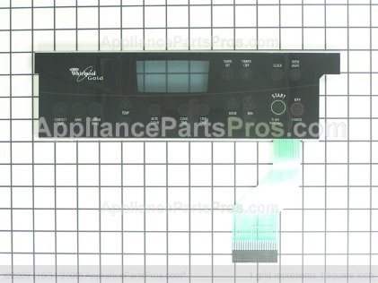 Whirlpool Panl-Cntrl W10122303 from AppliancePartsPros.com
