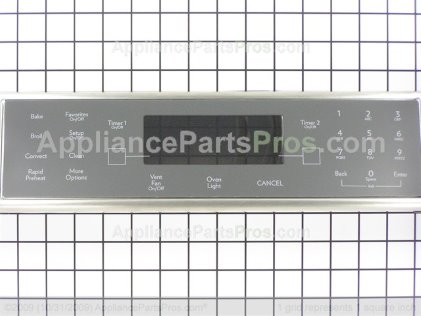 Whirlpool Panl-Cntrl W10314419 from AppliancePartsPros.com