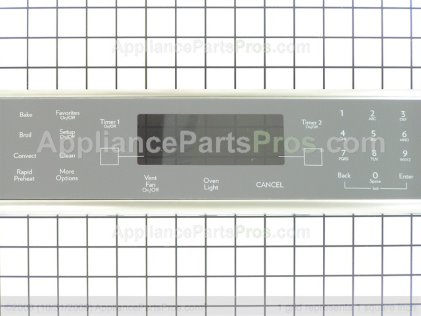 Whirlpool Panl-Cntrl W10314421 from AppliancePartsPros.com