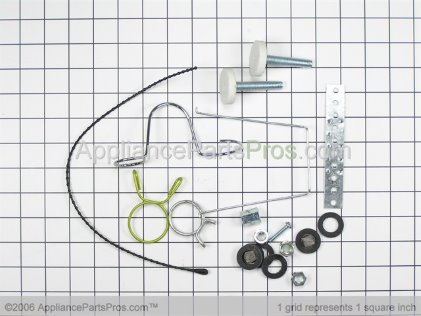 Whirlpool Hardware Kit 285609 from AppliancePartsPros.com