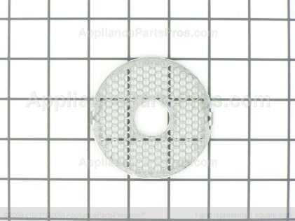 Whirlpool Perforated Plate 675497 from AppliancePartsPros.com