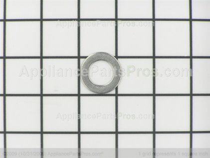 Whirlpool Plain Washer 489234 from AppliancePartsPros.com