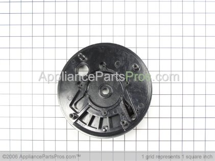Whirlpool Plate 4163368 from AppliancePartsPros.com