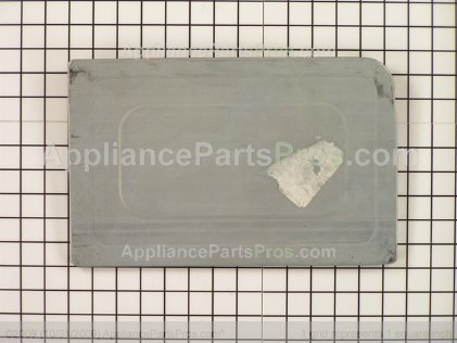 Whirlpool Plate, Bottom R0131498 from AppliancePartsPros.com