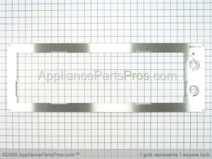 Whirlpool Plate, Drawer Face 78001014 from AppliancePartsPros.com