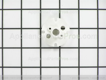 Whirlpool Plate, Lamp Socket 49001223 from AppliancePartsPros.com