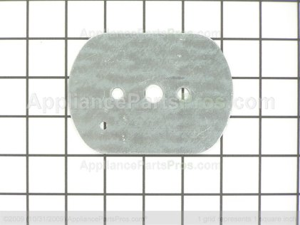 Whirlpool Plate W10127710 from AppliancePartsPros.com