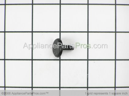 Whirlpool Plug Button, Handle Hole (blk) 67678-5 from AppliancePartsPros.com