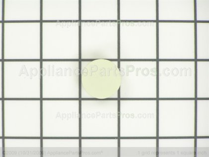 Whirlpool Plug Button, Hinge Cup (alm) 61001909 from AppliancePartsPros.com
