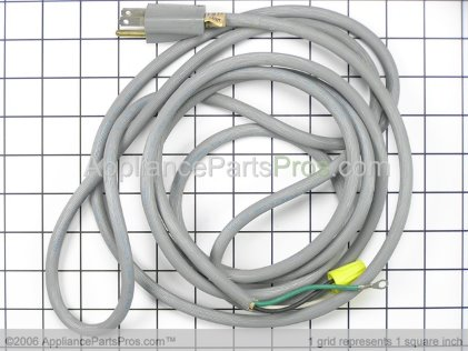 Whirlpool Power Cord 901115 from AppliancePartsPros.com
