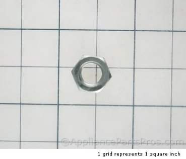 Whirlpool Powerscrew Nut 4154842 from AppliancePartsPros.com