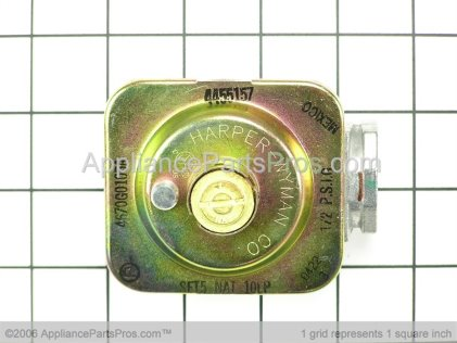 Whirlpool Pressure Regulator 4455157 from AppliancePartsPros.com
