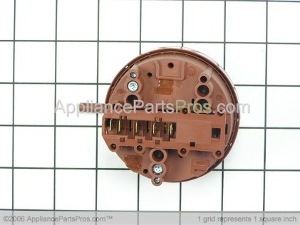 Whirlpool Pressure Switch, Pump Mounted 22003727 from AppliancePartsPros.com