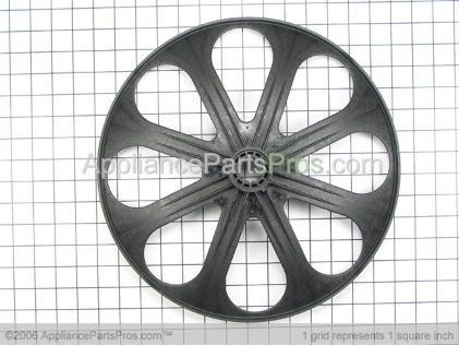Whirlpool Pulley, Spinner 22002315 from AppliancePartsPros.com