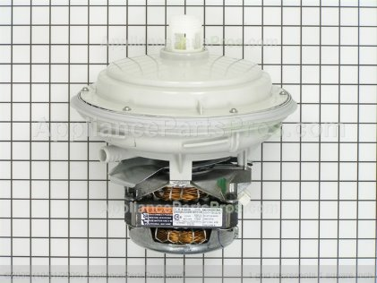 Whirlpool Pump and Motor 6-904608 from AppliancePartsPros.com
