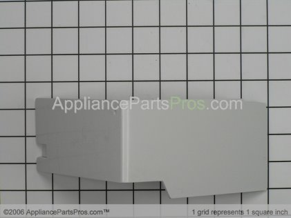 Whirlpool Pump Cover 2185677 from AppliancePartsPros.com