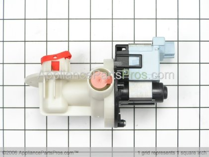 Whirlpool Pump-Drain W10421247 from AppliancePartsPros.com