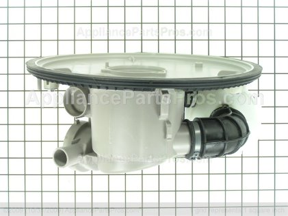 Whirlpool PUMP&MOTOR W10168823 from AppliancePartsPros.com