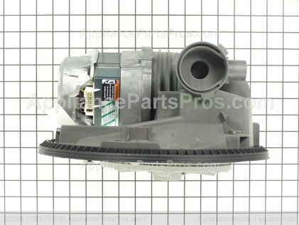 Whirlpool PUMP&MOTOR W10298343 from AppliancePartsPros.com
