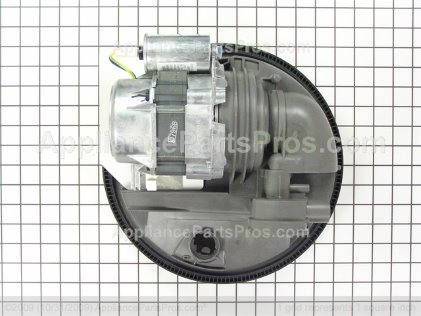Whirlpool PUMP&MOTOR W10298344 from AppliancePartsPros.com