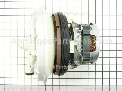 Whirlpool PUMP&MOTOR W10428167 from AppliancePartsPros.com