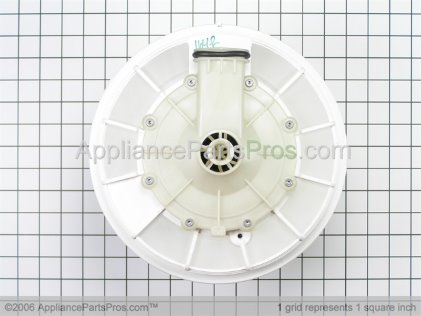 Whirlpool PUMP&MOTOR W10428774 from AppliancePartsPros.com